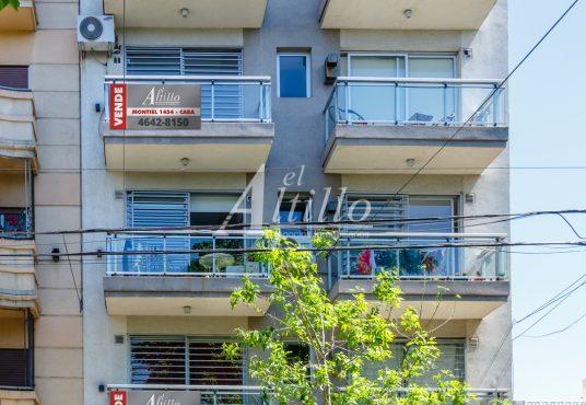 Frente Fachada edificio en Villa Luro Liniers