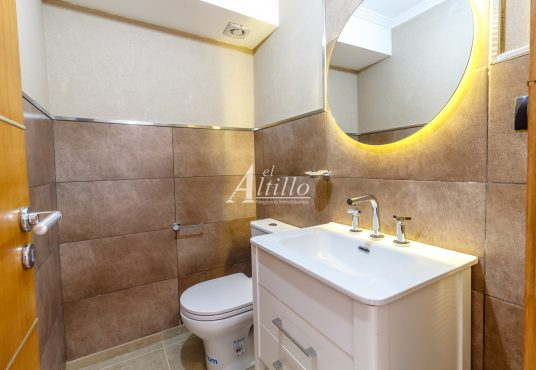 Toilette Depto 4 amb en Liniers El Altillo Inmuebles