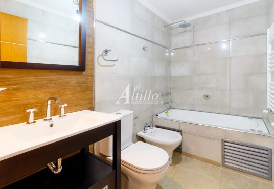 Baño Depto 4 amb en Liniers El Altillo Inmuebles