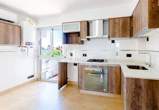 Cocina depto 4 ambientes liniers